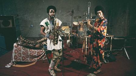 Ecoutes Au Vert / Genève / Aventures sonores au grand air! /  EAV aux Bains: The Pyramids (Strut - US) Concert Afro Funk Jazz Legends + Ghetto Fakirs djs / 235386500