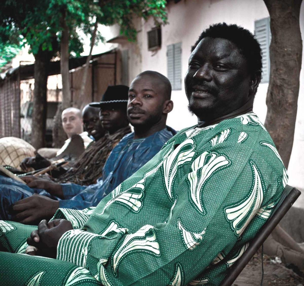 Ecoutes Au Vert / Genève / Aventures sonores au grand air! / BKO QUINTET (Bamako, Mali) - MUSIC Videos / 1618595368