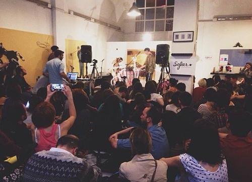 Ecoutes Au Vert / Genève / Aventures sonores au grand air! / Oha Aho - Live At Sofar (Istanbul, Turkey) April 19, 2014 / 1899220120