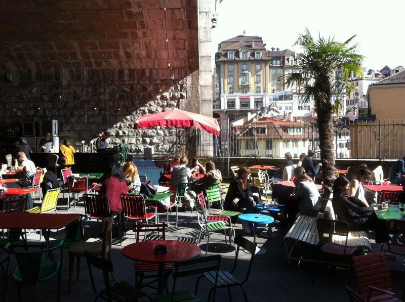 Ecoutes Au Vert / Genève / Aventures sonores au grand air! / Oha Aho / écoutes au vert à Bourg Plage + Le Bourg (Lausanne) 15 juin 2013  / 26495812