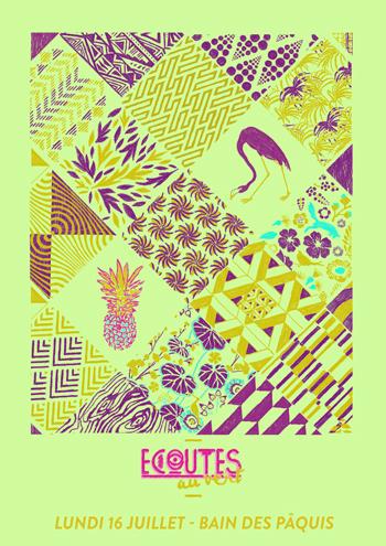 Ecoutes Au Vert / Genève / Aventures sonores au grand air! / CONCERT AUX BAINS DES PAQUIS avec LES FRERES SOUCHET  / 418688402