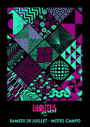 Ecoutes Au Vert / Genève / Aventures sonores au grand air! / ECOUTES AU VERT PARTY / 703873739