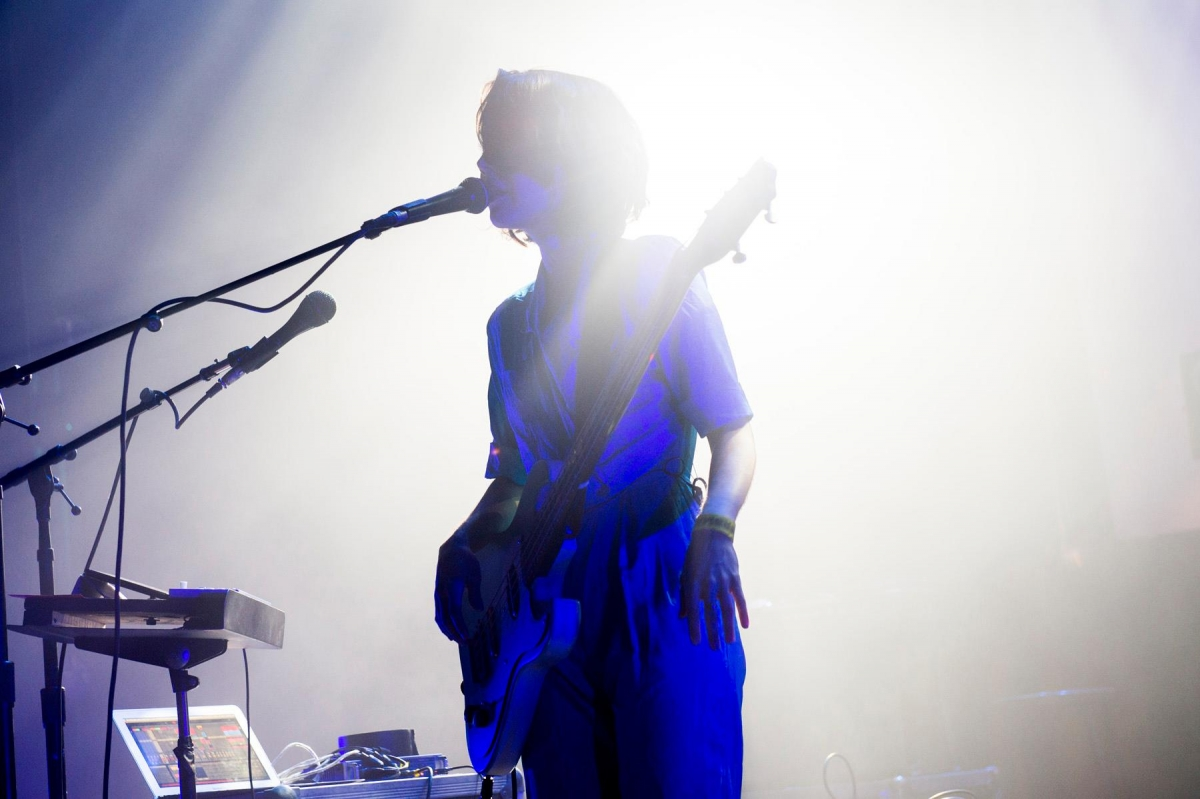 Ecoutes Au Vert / Genève / Aventures sonores au grand air! / Lucrecia Dalt - tracks / 1602808472