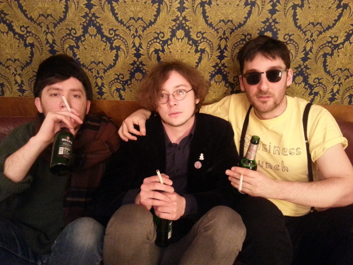 Ecoutes Au Vert / Genève / Aventures sonores au grand air! /  ECOUTES AU VERT au CABINET A 20h30: Concerts, indie pop rock de Berlin: SKIING + CLASSIC MUSCLE / 616332663