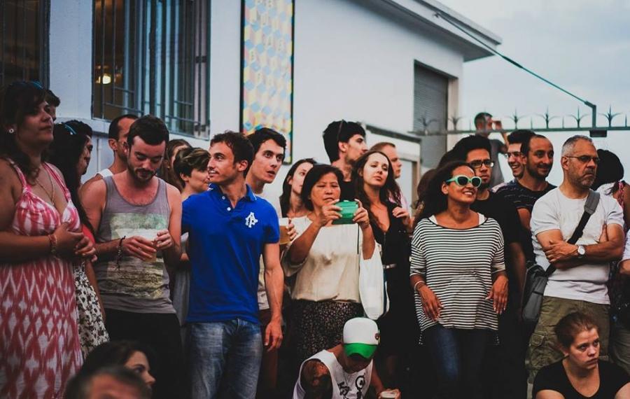 Ecoutes Au Vert / Genève / Aventures sonores au grand air! / Concert des Frères Souchet - EAV aux Bains des Pâquis / 2129723511