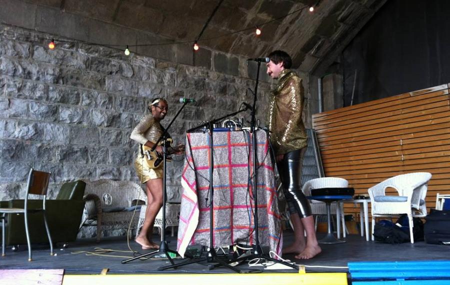 Ecoutes Au Vert / Genève / Aventures sonores au grand air! / Oha Aho / écoutes au vert à Bourg Plage + Le Bourg (Lausanne) 15 juin 2013  / 2048266281
