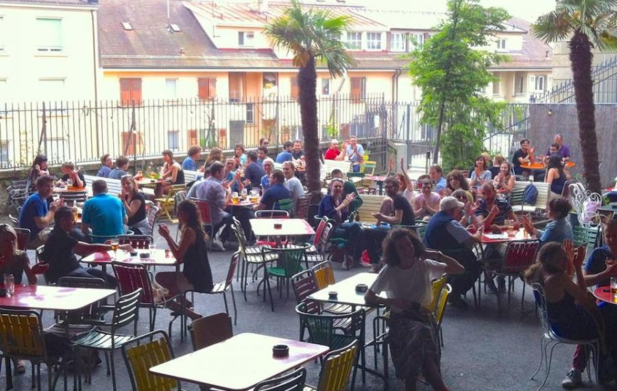Ecoutes Au Vert / Genève / Aventures sonores au grand air! / Oha Aho / écoutes au vert à Bourg Plage + Le Bourg (Lausanne) 15 juin 2013  / 461328746