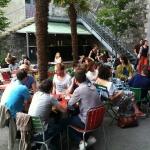 Ecoutes Au Vert / Genève / Aventures sonores au grand air! / Oha Aho / écoutes au vert à Bourg Plage + Le Bourg (Lausanne) 15 juin 2013  / 886248451