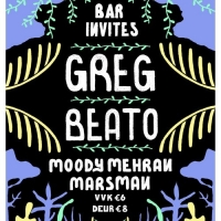 Ecoutes Au Vert / Genève / Aventures sonores au grand air! / Greg Beato - Live recording of Greg Beato's killer set at BAR Rotterdam / 543298201