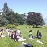 Ecoutes Au Vert / Genève / Aventures sonores au grand air! / Ecoutes au vert @ Le Paresseux 25-08-07 / Mix de X-Bobo / 102641739
