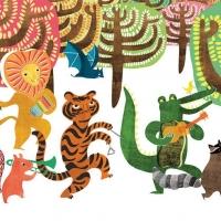 Ecoutes Au Vert / Genève / Aventures sonores au grand air! / ECOUTES AU VERT aux BAINS DES PAQUIS: Concert Calypso latin jazz exotica avec le 6tet Boogaloo Sweet People (Genève) / 1487642300