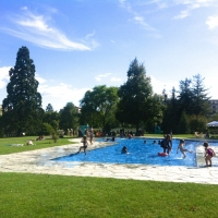 Ecoutes Au Vert / Genève / Aventures sonores au grand air! / Ecoutes au vert à la Pataugeoire du Parc Trembley: Cobeia (GE)  / 48643346