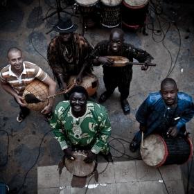 "Ecoutes Au Vert / Genève / Aventures sonores au grand air! / BKO QUINTET ""INTERVALLE A BAMAKO"" video teaser / 1426566627"