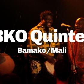 Ecoutes Au Vert / Genève / Aventures sonores au grand air! / BKO QUINTET at YAAM (BERLIN): Interview + Concert excerpts / 680901097