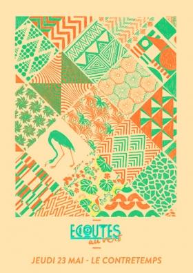 Ecoutes Au Vert / Genève / Aventures sonores au grand air! / ITAL + AURORA HALAL / 1994716742